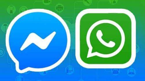 قريبًا ستتمكن من التواصل مع مستخدمي فيسبوك ماسنجر عبر واتساب والعكس! -  اخبار التطبيقات والتقنية