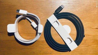 هذا هو الكابل الجديد سوف يوجد مع هواتف ايفون 12 !