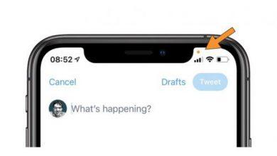Photo of تحديث iOS 14 – ماذا تعني النقطة الخضراء أو البرتقالية في شريط الحالة؟