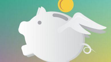 صورة تطبيق لادارة الاموال Fin المميز لإدارة أموالك و راتبك وتتبع نفقاتك باحترافية، مجاني للايفون!