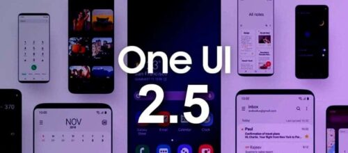 تحديث OneUI 2.5