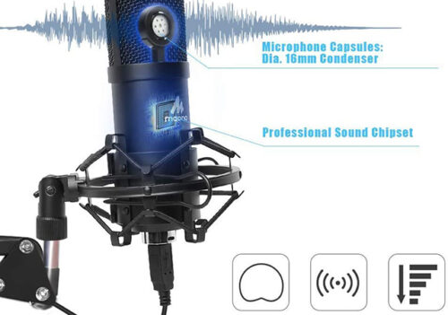 USB Microphone Kit