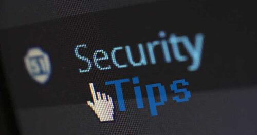 10نصائح مُهمة تُساعدك على حماية بياناتك على الإنترنت