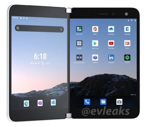 هاتف Surface Duo