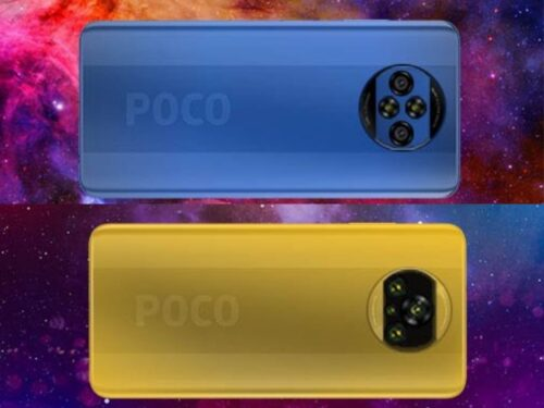 مواصفات هاتف بوكو X3