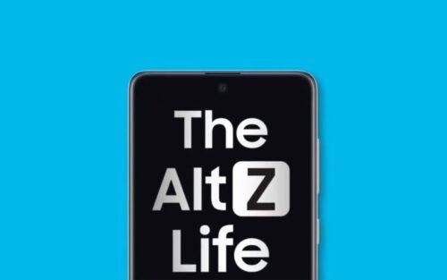 ميزة Alt Z Life