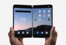 Photo of رسميًا – الكشف عن هاتف Surface Duo بسعر 1399 دولار أمريكي!