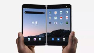 رسميًا – الكشف عن هاتف Surface Duo بسعر 1399 دولار أمريكي!