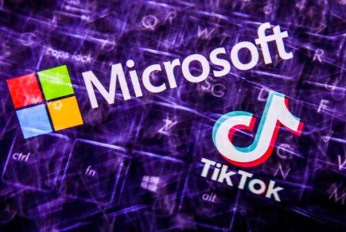مايكروسوفت - الأقرب إلى حسم صفقة تيك توك
