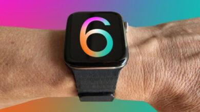 أڜياء نتمنى وجودها في ساعة ابل القادمة Apple Watch Series 6، ما هي ؟
