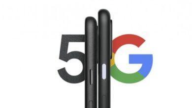 هاتف جوجل بيكسل 5