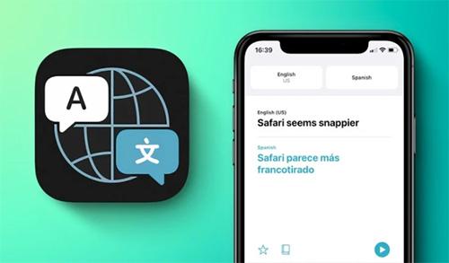 تحديث iOS 14 - نظرة على تطبيق الترجمة الجديد من ابل!