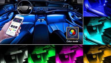 تعرف على أفضل مصابيح السيارات الداخلية في العام 2020