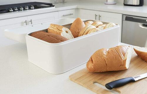 تعرف على أفضل الصناديق الحافظة للخبز في العام 2020