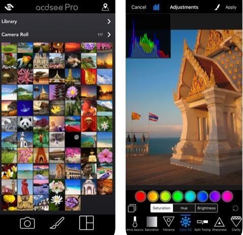 تطبيق ACDSee Pro - كل أدوات الصور في تطبيق واحد!