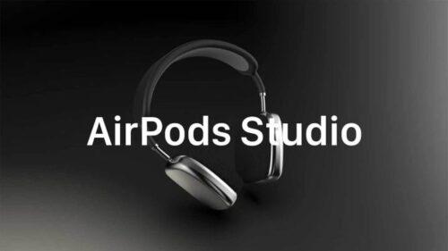 ما نعرفه حتى الآن حول سماعات ابل AirPods Studio القادمة!