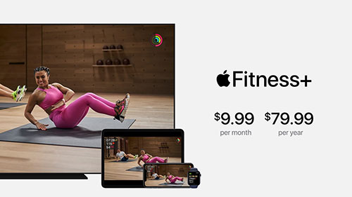 اشتراك Apple Fittness