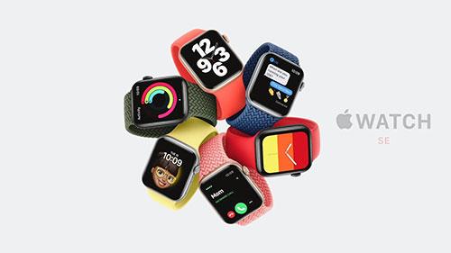 الساعة الأرخص ثمناً Apple Watch SE