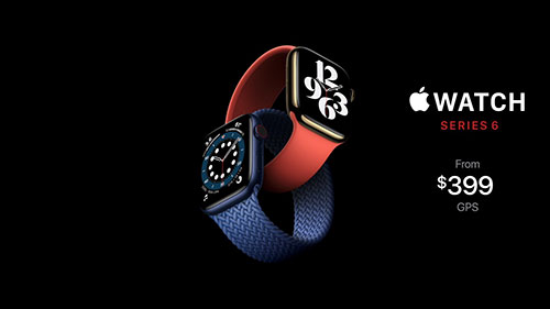 Apple Watch Series 6 سعر
