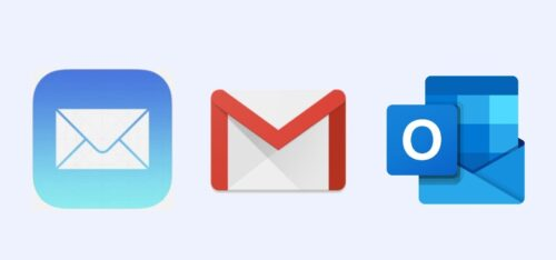 تحديث iOS 14 - كيفية تغيير تطبيق البريد الافتراضي إلى Gmail أو Outlook