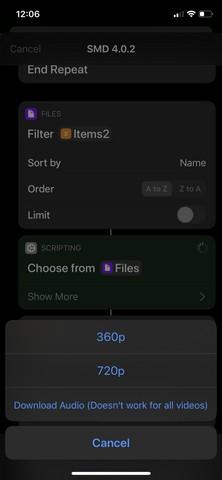 أفضل طريقة لتحميل الفيديوهات من اليوتيوب على الآيفون بدون برامج!