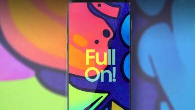 صورة تعرّف على جالكسي F – سلسلة الهواتف الجديدة من سامسونج والتي ستبدأ بهاتف جالكسي F41