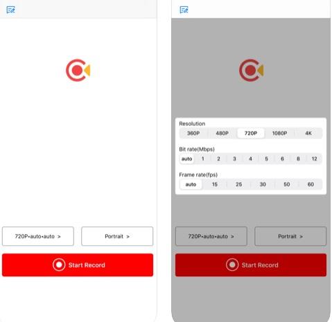 تطبيق Live Recorder لتسجيل الشاشة والبث المباشر