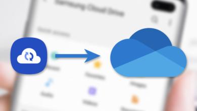 خدمة Samsung Cloud للتخزين السحابي ستغلق أبوابها لصالح OneDrive!