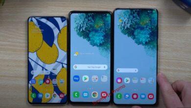 فيديو – تسريب هاتف جالكسي S20 FE قبل إطلاقة.. أفضل صفقة من سامسونج في 2020؟