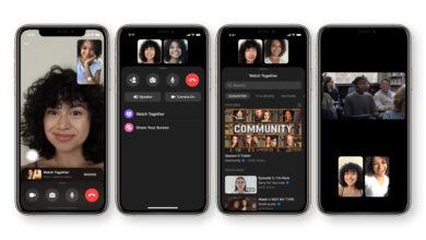فيسبوك تطلق خاصية Watch Together لمشاهدة الفيديوهات مع الأصدقاء عبر ماسنجر