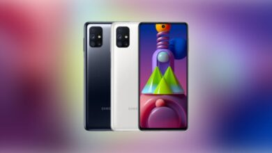 مواصفات هاتف Galaxy M51 ومميزاته وعيوبه – بطارية بسعة 7,000mAh!