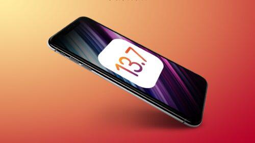 إطلاق تحديث iOS 13.7 مع ميزة مهمة لمكافحة فيروس كورونا!