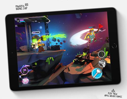 أداء ايباد الجيل الثامن iPad 8