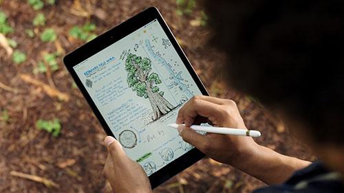 الإعلان عن الايباد الجيل الثامن iPad 8