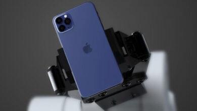 هواتف ايفون 12 سوف تأتي بلون جديد لأول مرة - الأزرق الداكن!