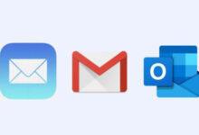 صورة تحديث iOS 14 – كيفية تغيير تطبيق البريد الافتراضي إلى Gmail أو Outlook