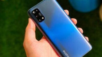 صورة هاتف ريلمي Q2 يظهر على منصة AnTuTu ويحقق نفس أداء S20 و Honor 30 Pro+