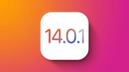 ابل تطلق تحديث iOS 14.0.1 - أول تحديث فرعي لإصلاح مشاكل iOS 14