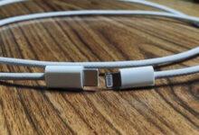 صورة هذا هو كابل ايفون 12 الجديد – صور جديدة مسربة!