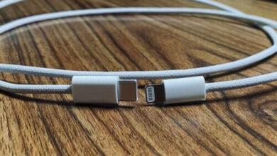 هذا هو كابل ايفون 12 الجديد - صور جديدة مسربة!