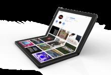 صورة لينوفو تطلق أول جهاز كمبيوتر قابل للطي في العالم – سعر ومميزات ThinkPad X1 Fold