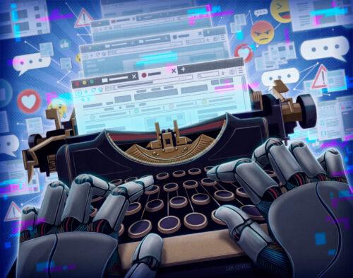 الجارديان تنشر مقالًا كتبه روبوت بشكل كامل تحت عنوان: هل أنت خائف أيها الإنسان؟
