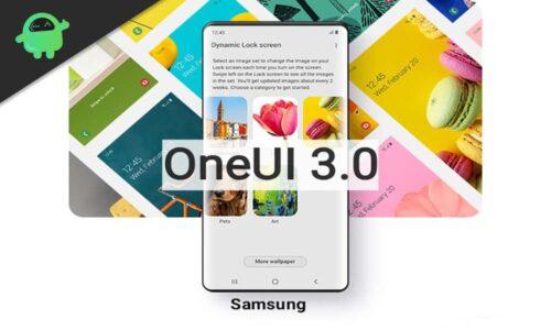 سامسونج تعلن عن واجهة OneUI 3.0 المبنية على أندرويد 11