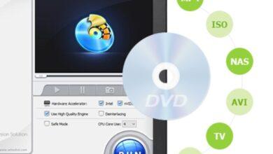 خصم كبير على برنامج WinX DVD Ripper لتحويل صيغ الفيديوهات والملفات لتناسب كافة الأجهزة