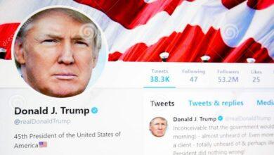 تويتر: سيتم حظر حساب أي شخص يتمنى الموت لدونالد ترامب!