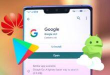 صورة تطبيق Googlefier – أحدث طريقة لتنصيب خدمات جوجل على هواتف هواوي وأونور