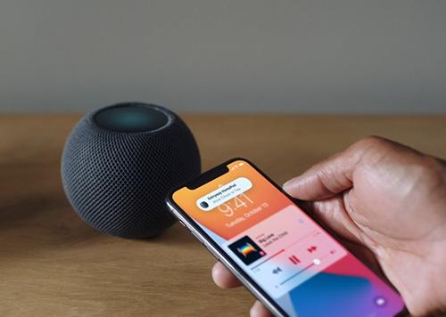 سماعات HomePod Mini