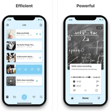 تطبيق Memos-Voice للتسجيل وأخذ الملاحظات والصور