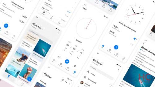 هواوي تكشف عن موعد وصول تحديث EMUI 11 إلى 27 هاتف من هواتفها