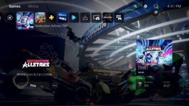 سوني تستعرض واجهة استخدام PS5 والميزات البرمجية الجديدة للمرة الأولى